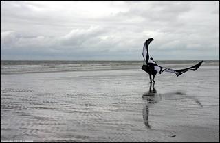 Man with wings | Man met vleugels