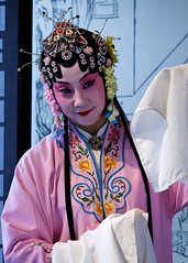 Chinese Opera (avirus) Tags: china summer art star opera suzhou stage chinese performance 2007