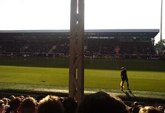My old friend the pillar (dean.latchana) Tags: pillar cravencottage fulhamfc derbycountyfc