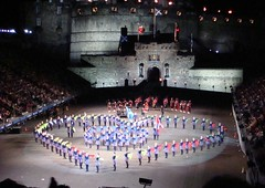 Edinburgh Military Tattoo 2007