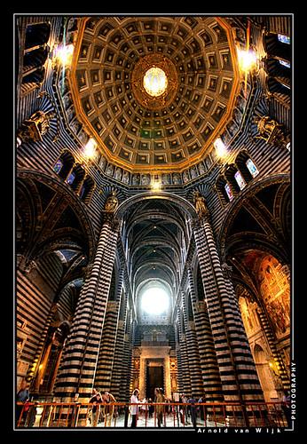 Siena Duomo, by Arnold van Wijk