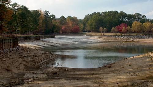 Buford Dam Beach, Lake Lanier