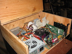 IMG_4892 (Legodude522) Tags: wood computer pc mod amd case 1100