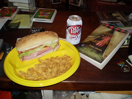 Hungry Hillbilly Sub with accompaniment