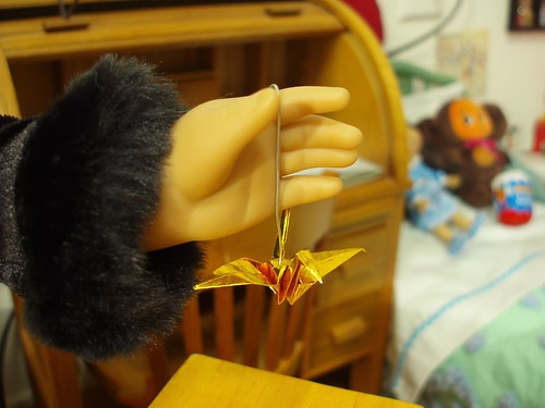 Golden Crane