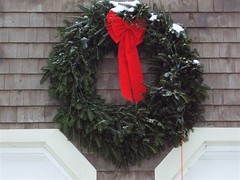 Jackie's Wreath (shannabeane) Tags: wreath christmas2007