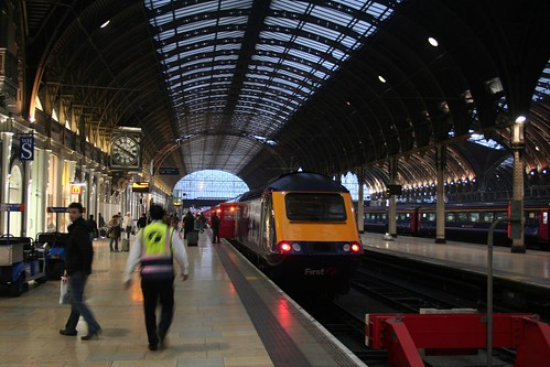London - Paddington Train Station 2