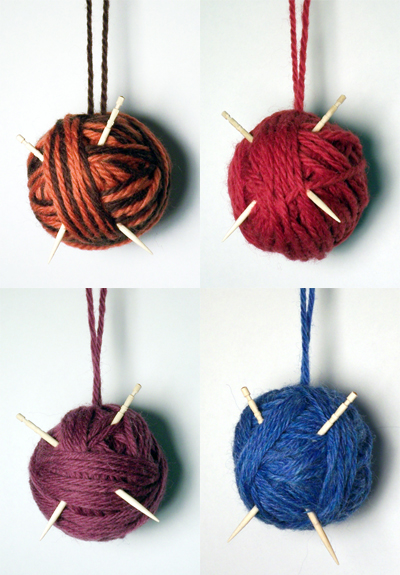 Yarn-aments