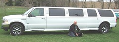 Copy of april25 007 (hazelwoodgarage) Tags: ford limo excursion