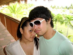in Bohol Beach Club with Queenie (embryoniq1980) Tags: philippines bohol panglao