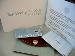 2008 Google Holiday Card
