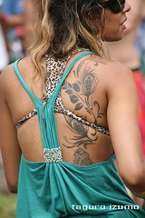 The tattoo series (taguro izumo final) Tags: brazil festival brasil bahia pratigi universoparalello up8