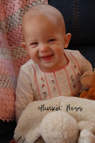 8 Months - Elizabeth