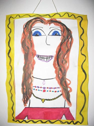 Hannah's artwork