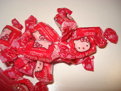 Balas da Hello Kitty by carlinhakitty.