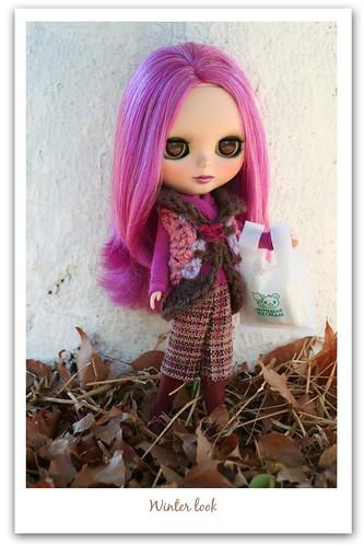 Sarah's winter look by erregiro.