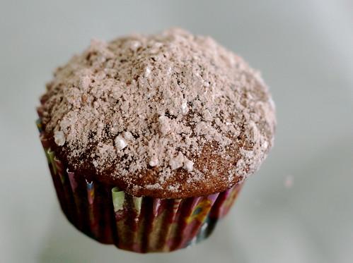Chai cupcake