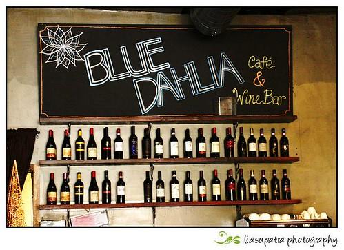 Blue Dahlia Cafe