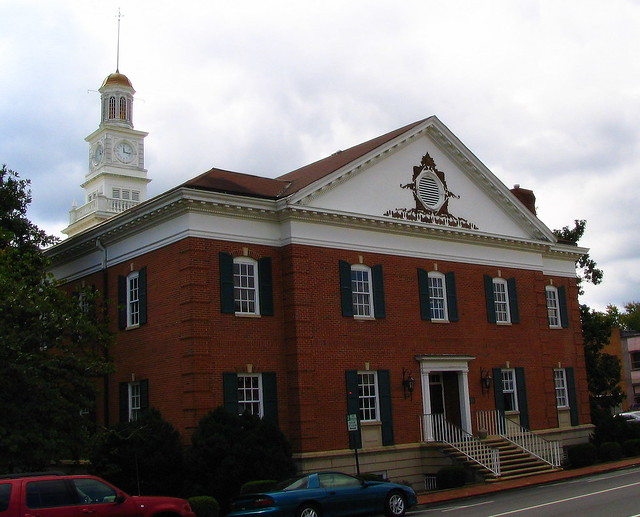 McMinn County Courthouse - Athens, TN