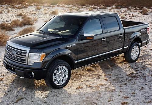 2009 Ford F150 platinum