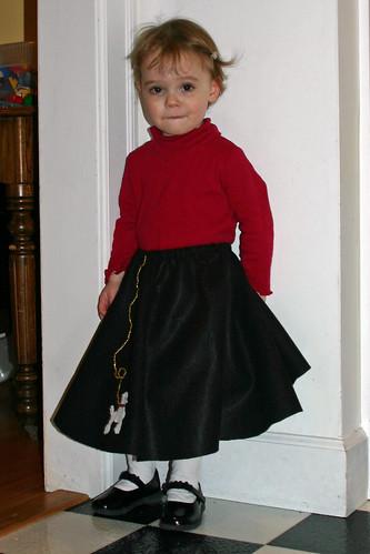 Laney's Poodle Skirt