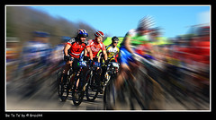 Be Te Te ( Pere Soler) Tags: people mountain colors bike race interestingness cyclist zoom btt panning bikers gp maillot canon1740lf4 allrightsreserved abigfave canon40d braid44 goldstaraward peresoler