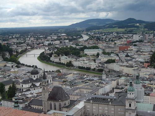Salzburgo, Austria por Merari A..