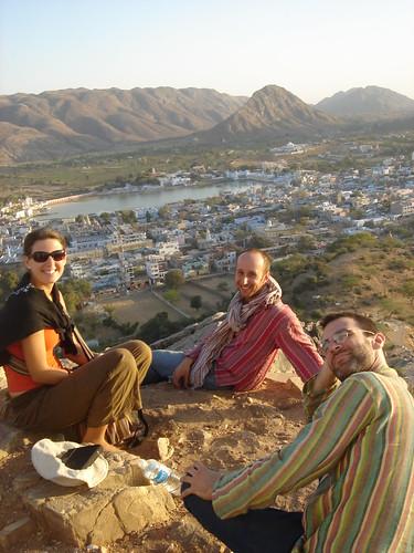happy pushkar hikers