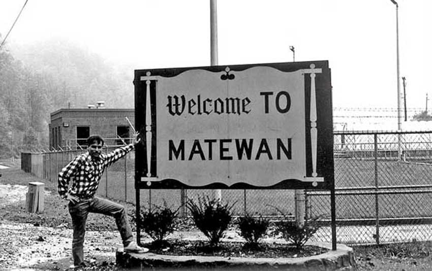 Rich in Matewan, West Virginia, 1988