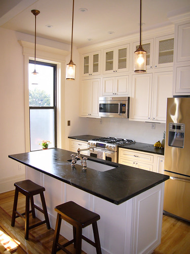 KitchenwithStools