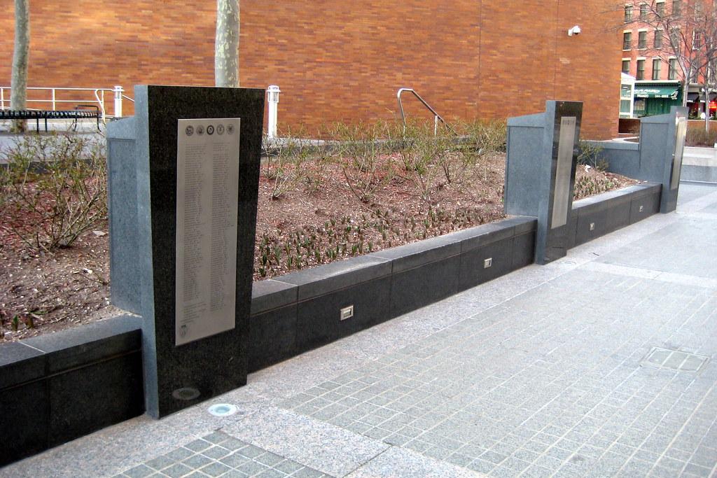 NYC: Vietnam Veterans Plaza
