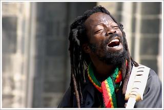 Street musician | Straatmuzikant