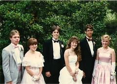 Sr. Prom - 1986