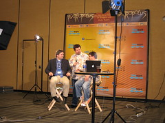 Chris Heuer Interviews Web 2.0 Expo