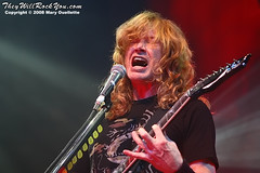 Gigantour 2008 - Megadeth