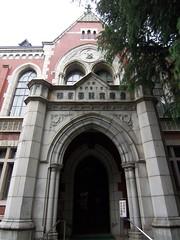 100_3859 (gensyoous) Tags: 旧図書館 慶應義塾大学 三田キャンパス
