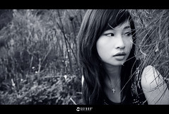 screen (AehoHikaruki) Tags: portrait people blackandwhite bw girl beautiful face asian nice interesting asia photos sweet album great chinese taiwan screen taipei lovely 169      platinumheartaward