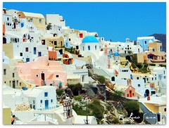 Santorini - Oia (Lucio Sassi Photography travel) Tags: sea colors mare santorini greece grecia 5photosaday aplusphoto diamondclassphotographer
