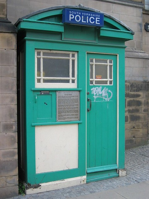 Sheffield Police Box