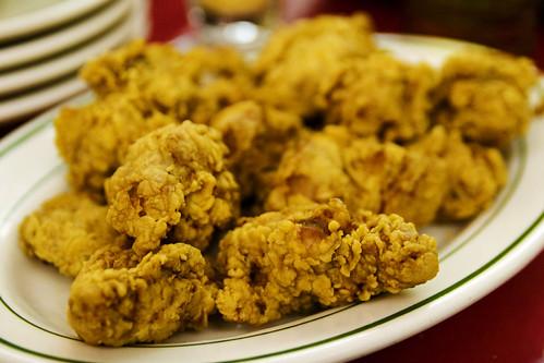 chicharrones de pollo sin hueso