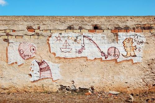 Andalucia graffiti
