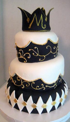 Special Renaissance Wdding Cakes