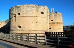 Il castello - The castle (rocco944) Tags: rocco944 otranto lecce puglia italy