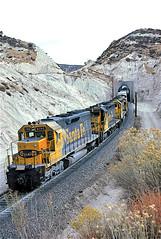 AT&SF 5019               12-2-79 (C E Turley) Tags: railway santafe cajonpass