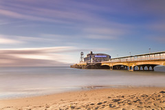 Bournemouth Pier Sunrise sc (mpelleymounter) Tags: bournemouthpier bournemouthbeach pier beach tide longexposureleefilters sand clouds visitbournemouth dorsetlandscapes dorset dorsetseascape water movement markpelleymounter dorsettourism