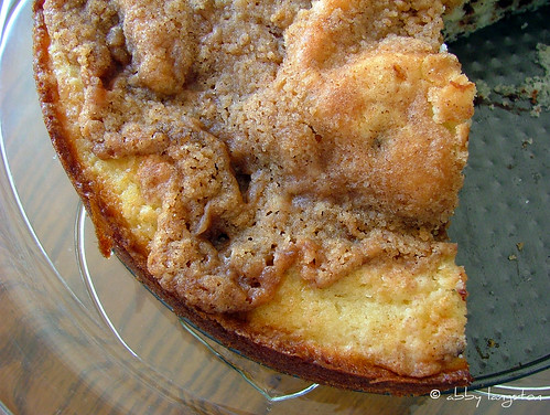 Chocolate Chip Coffeecake