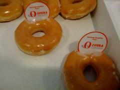 Opera donuts :)