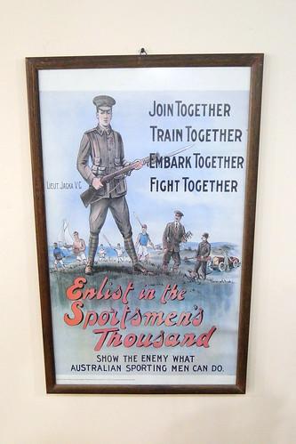 1st World War Posters. Australian First World War