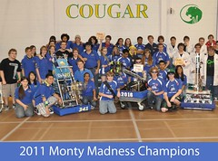 2011 Monty Madness