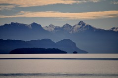 Bariloche in blue. (erbecke) Tags: